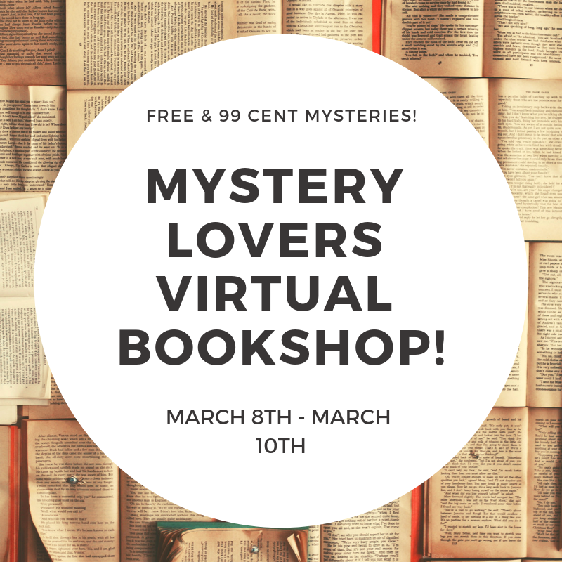 MYSTERY LOVERS VIRTUAL BOOKSHOP!