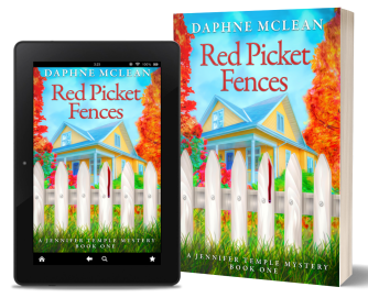 Red Picket Fences